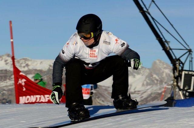 Сноубординг - спорт молодых.