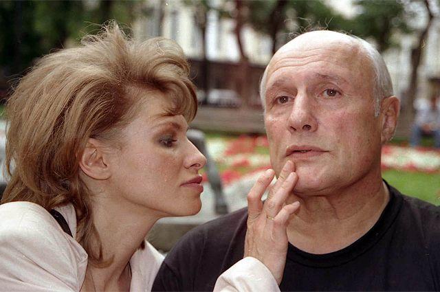 Ирина Жукова и Александр Пороховщиков. 2005 год.