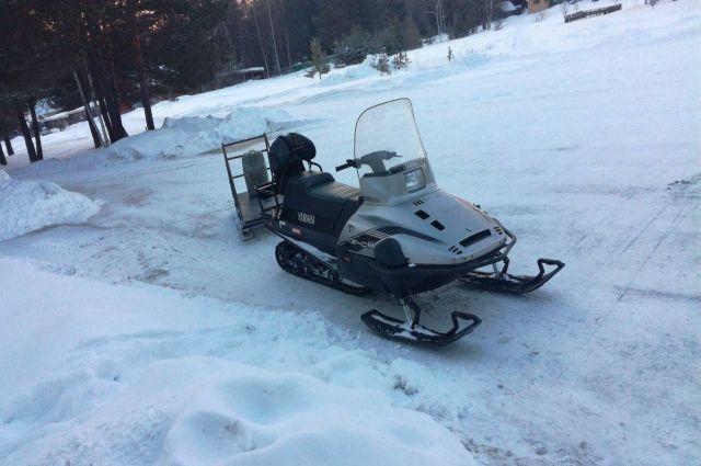 Ямальцы так и не дождались купленных в Интернете снегоходов