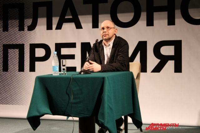 Писатель Алексей Иванов подписал контракт на съёмки сериала.