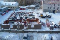 Новый дом строят вблизи памятника федерального значения «Усадьба Сорокина».