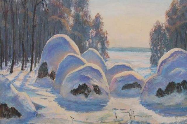 Жители Тюмени смогут посетить экспозицию работ Яна Боме