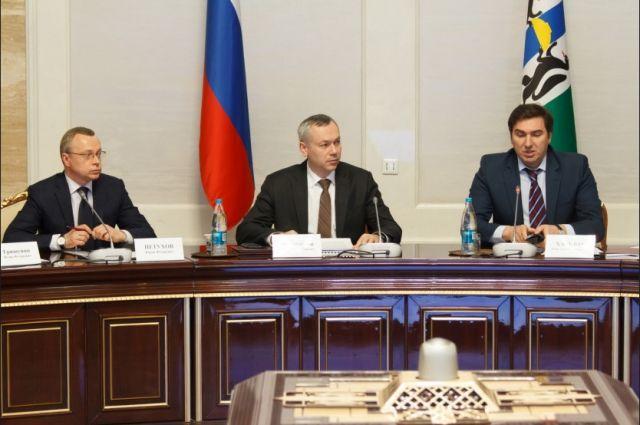 С 2019 по 2024 годы на реализацию региональных проектов национального проекта «Здравоохранение» в Новосибирской области планируется направить 35,2 млрд рублей