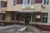 В ОКБ№2 постоят новое приемное отделение