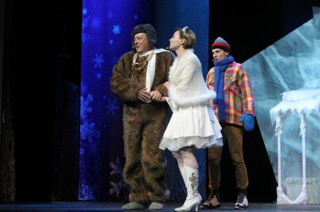 Спектакль «Алиса в стране чудес» пройдёт в театре кукол 10 февраля в 16.00.
