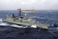 Германия согласилась направить корабли флота в Черное море