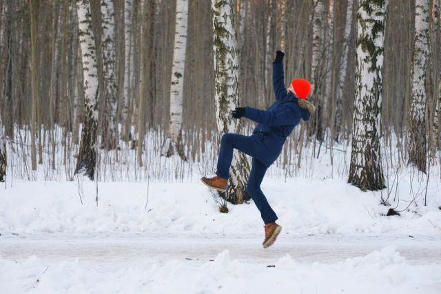 Ходим с умом. Как избежать «зимних» травм и кто в зоне риска?