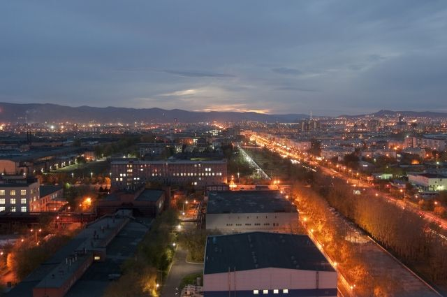 Красноярск поддерживает статус миллионника.