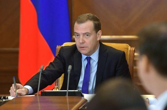 Медведев назначил Юрия Любимова заместителем главы аппарата кабмина photo