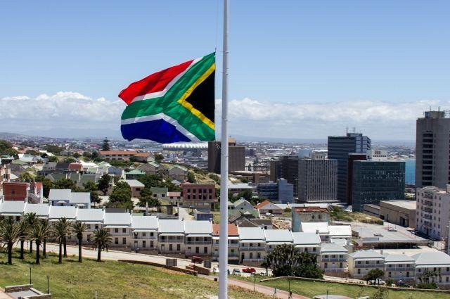 В ЮАР нашли затерянный мегаполис photo