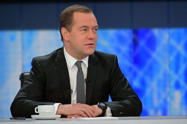 Медведев рассказал, сколько РФ потратит на развитие цифровой экономики photo