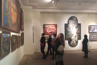 Музей имени Врубеля - пример культучреждения классического типа.
