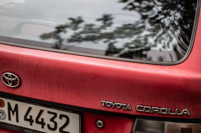 Toyota запустила производство Corolla для России photo