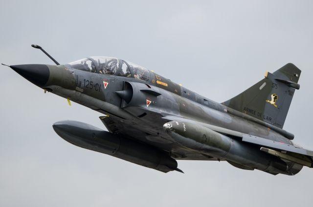 В Индии потерпел крушение истребитель Mirage 2000 photo
