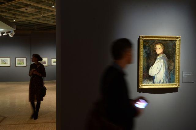 В Третьяковской галерее после кражи картины Куинджи уволили смотрителя photo