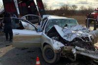 Под Одессой на трассе перевернулась маршрутка: в аварии погибла школьница