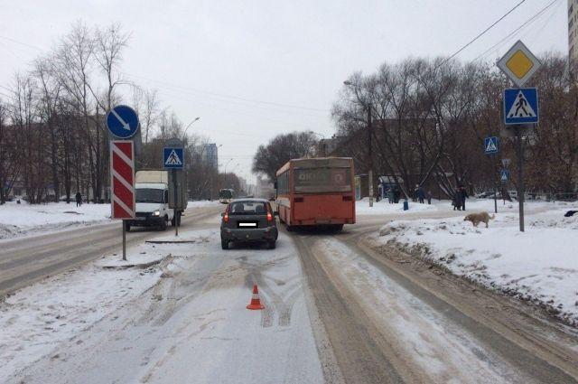 Авария произошла днём 31 января.