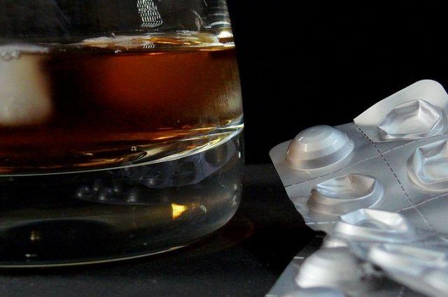 Какие лекарства несовместимы с алкоголем?