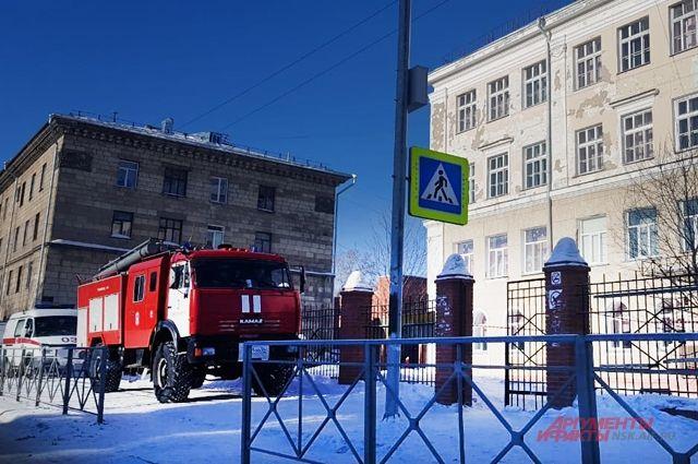 Во время первой волны «минирования» в Новосибирске были эвакуированы 25 школ.