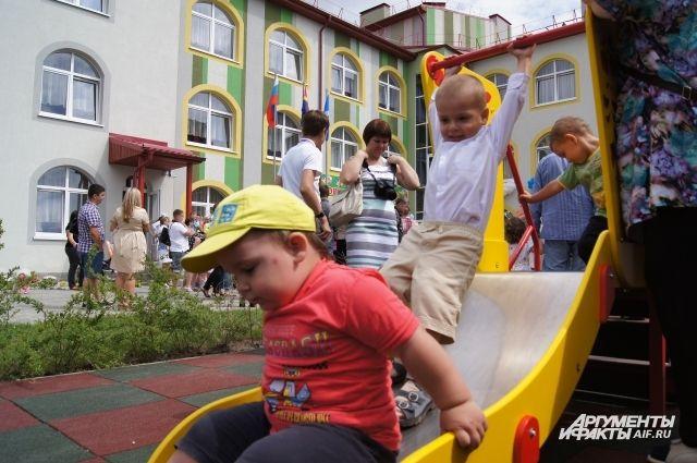 Городу передают участок под строительство детсада на Борисовском бульваре