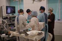 Операция в пермском онкоцентре.