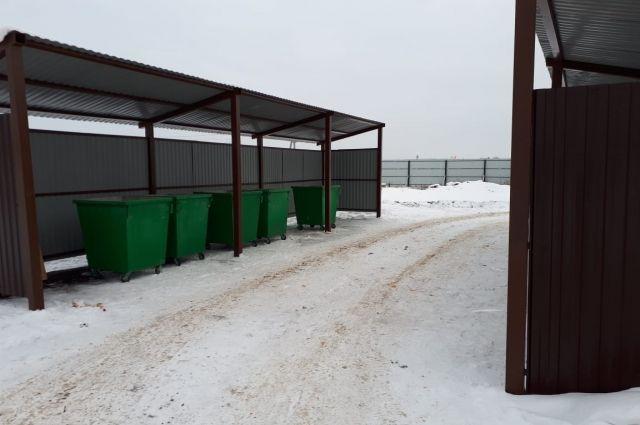 В тюменской области реализуют новую систему утилизации мусора