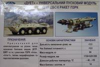 В Украине разработали новый боевой модуль «Дуэт» с ракетами