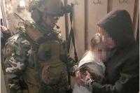 В Днепре спецназ освободил похищенную девочку