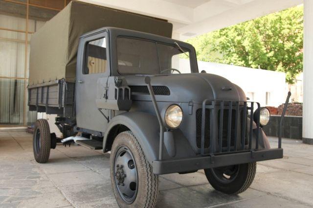 Парк военной техники появится в Тюмени