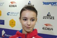 После короткой программы Анна Щербакова остаётся главной претенденткой на победу в первенстве России.