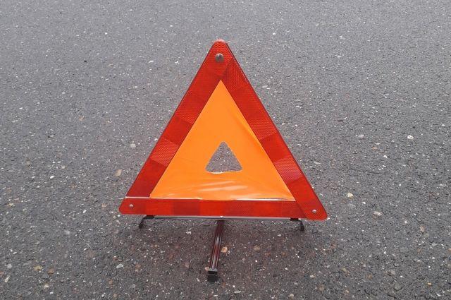 Аварии произошли на трёхкилометровом участке трассы.