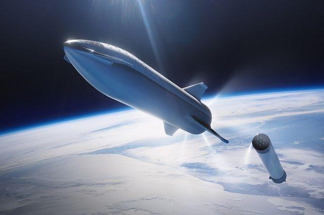 Компания SpaceX благополучно проверила мотор для межпланетного корабля