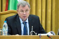 «Дорожников я прошу следить за состоянием дорог в области», — заявил губернатор.