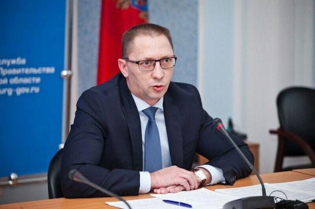 УЖХК Оренбурга возглавил Дмитрий Жуков