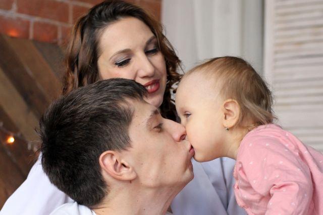 Семья должна быть счастливой!