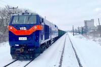 В Украину прибыли все 30 локомотивов General Electric, - Укрзализныця