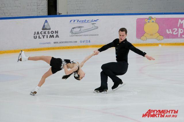 Дмитрий Рылов и Апполинария Панфилова прошли отбор на Чемпионат мира.