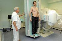 В больнице есть ещё аппараты для рентгена, поэтому пациенты не останутся без помощи.