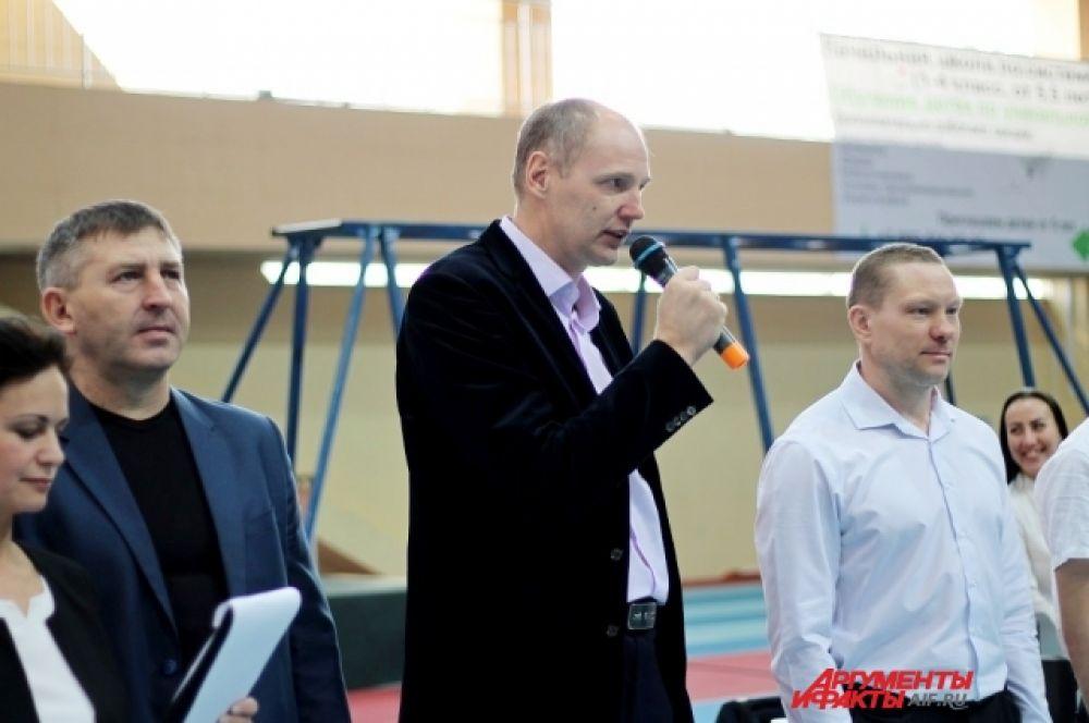 Престижные соревнования прошли в спорткомплексе «Байкал-Арене» с 1 по 3 февраля.