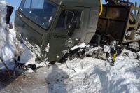 В результате ДТП водитель автомобиля «Шевроле-Нива» получил смертельную травму.