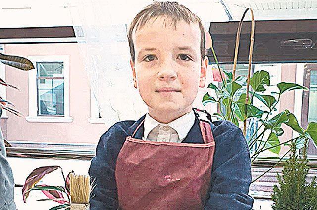 Егор хочет стать врачом и помогать людям, как помогли ему.