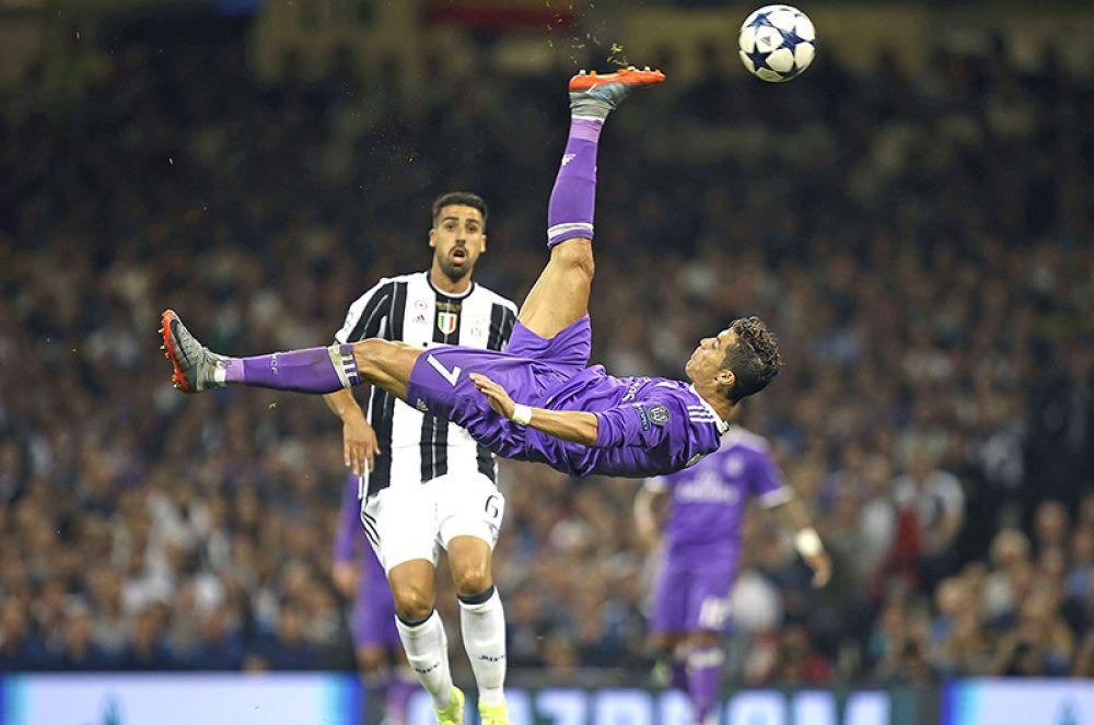 Криштиану был признал лучшим бомбардиром в истории «Реала» (392), а также рекордсменом клуба по количеству голов в сезоне (61) и рекордсменом по количеству голов в одном сезоне чемпионата Испании (48).