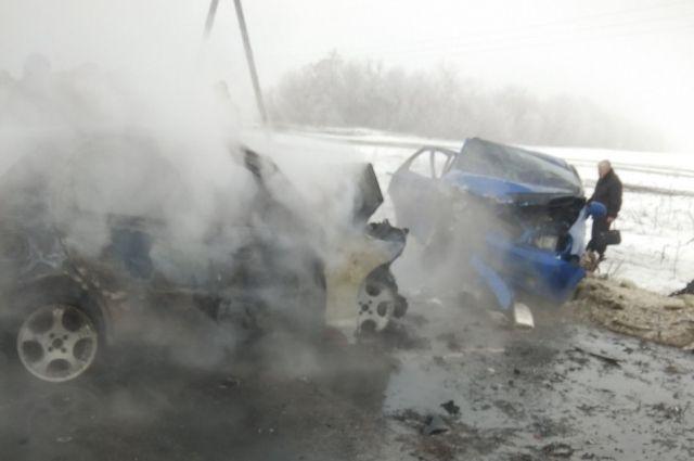 Смертельное ДТП на Донбассе: пять погибших, есть пострадавшие