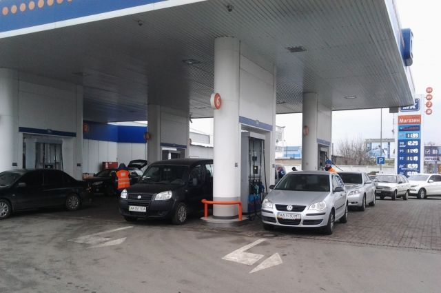 Автогаз в Украине стремительно падает в цене после рекордных подорожаний