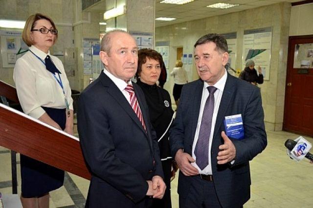 На заседании правительства Оренбургской области сообщат о  занятости оренбуржцев предпенсионного возраста.
