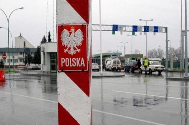 Украинцу грозит до 10 лет тюрьмы за предложение взятки пограничнику Польши