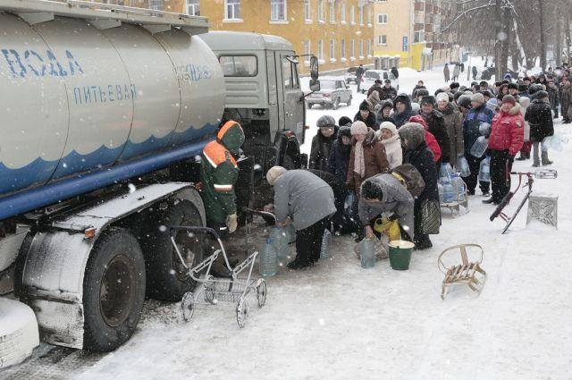 В какой части города и кто из жителей останется без воды, остаётся только гадать.