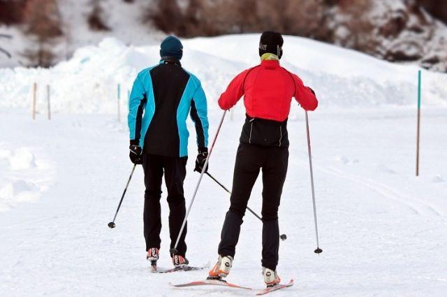 В Гребенях закроют лыжную трассу из-за снегоходов