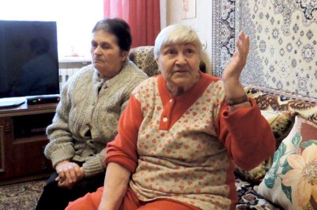 На старости лет Лидия Титоренко может остаться без крыши над головой.