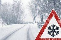 Водителей предупредили о заснеженности автодорог государственного значения.